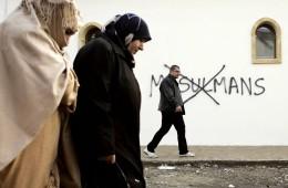 Frankreich: Erschreckender Anstieg von islamophoben Übergriffen