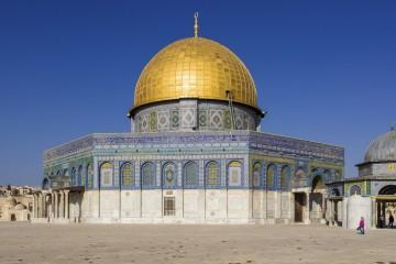 360-Grad-Besuch der Al-Aqsa Moschee