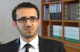 Ibrahim Olgun (Bild: ORF Orientierung/Michael Ferk)