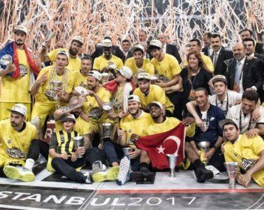 Euro League: Historischer Erfolg für Fenerbahce Istanbul