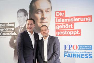 FPÖ im Wahlgespräch