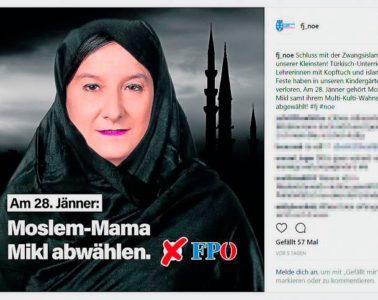Von der Verjudung zur Islamisierung